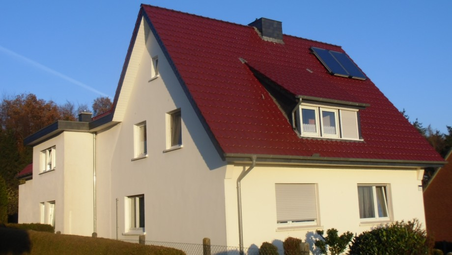 Sanierung / Erweiterung eines Einfamilienhauses